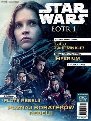 Magazyn Prosto z ekranu Star wars Łotr 1