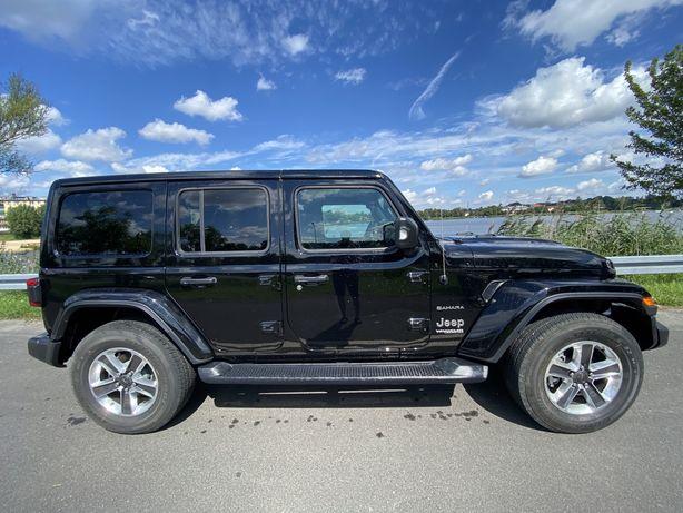 Auto, Samochód do ślubu, Jeep Wrangler 2021