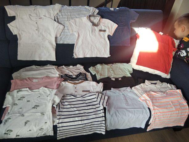 Koszulki Zara 98 -92