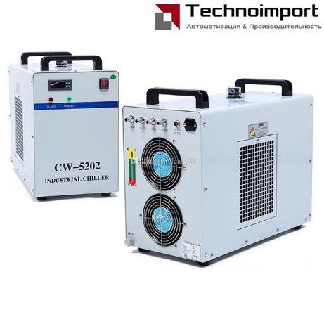 Чиллер CW-5202 Для Охлаждения Излучателей Лазерных Станков