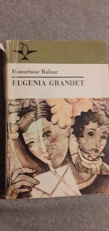 Honoriusz Balzak Eugenia Grandet