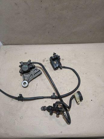 Суппорт и тормозная машинка для Honda cb500