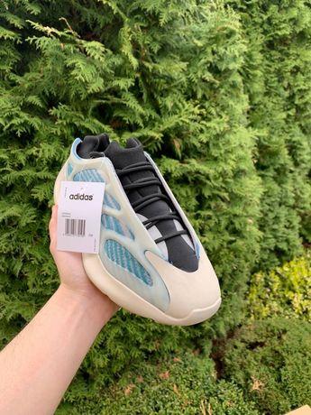 Мужские / женские кроссовки Adidas Yeezy Boost v3 Kyanite 36-45р
