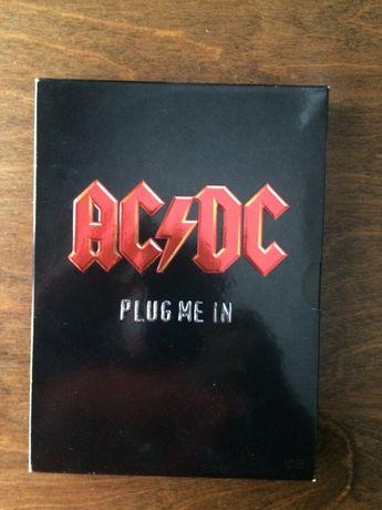 ACDC, Plug me in, 2DVDS, como novo, ofereço os portes