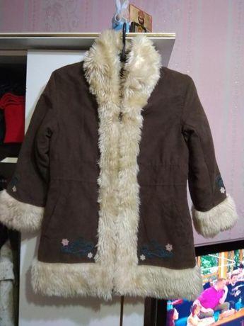 Куртка (холофайбер) демисезонная 6-7 лет.