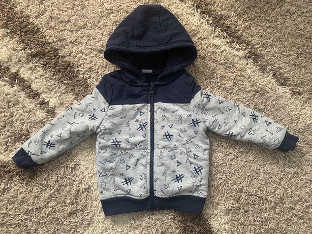 Курточка-светрик на мєшку 98-104