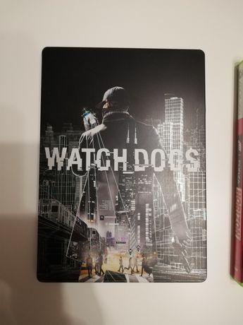 Watchdogs Xbox 360 wersja kolekcjonerska