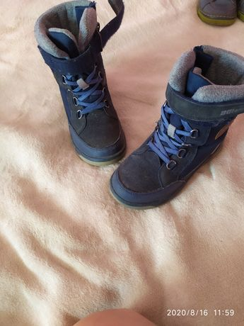 Зимові термо чоботи хлопчику