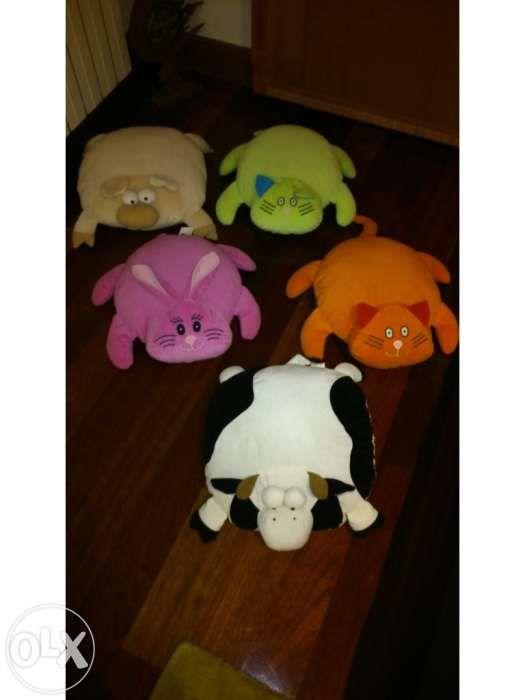 Conjunto de almofadas decorativas animais Anta E Guetim - imagem 1