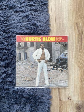 Kurtis Blow - Best Rapper On The Scene LP