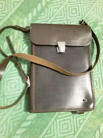 Кожаный планшет