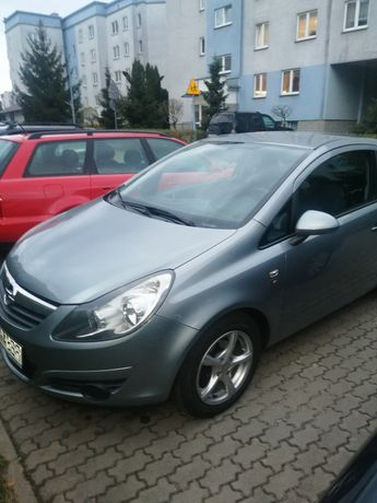 Opel Corsa D automat 1.2