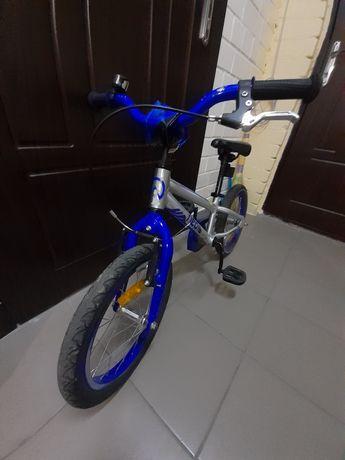 Детский велосипед Apollo Neo 16 + шлем + самокат