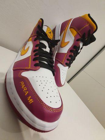 Nike Air Jordan 1 Mid DoD Familia r.44 28cm NOWE