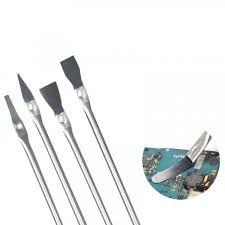 Набор лопаток для снятия микросхем разбора медиатор RELIFE RL 049