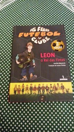Livros As Feras Futebol Clube