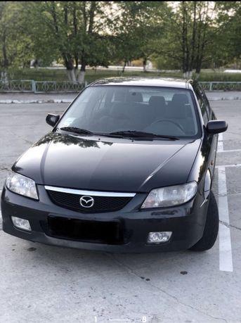 Mazda 323 F turbo diesel