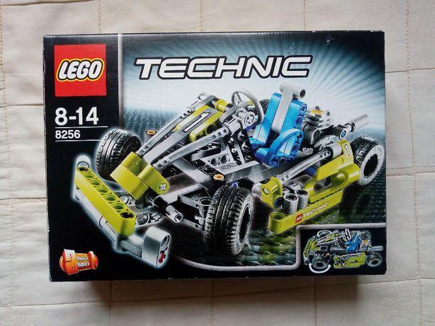 LEGO 8256 gokart traktor