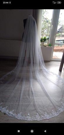 Welon  biały 2,5 metra