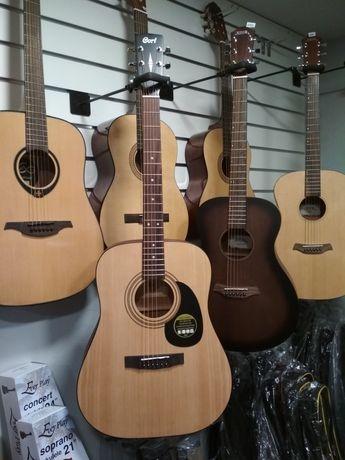 Gitara Cort najlepszy model, wyregulowana