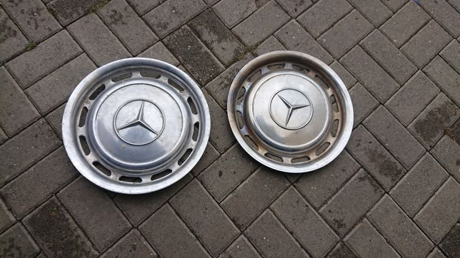 Kołpaki dekle Mercedes metalowe