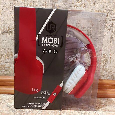 Навушники Trust Urban Revolt MOBI HEADPHONE RED Kit Kat