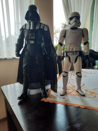 Zabawki Darth Vader i Sztormowiec
