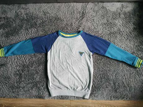 Bluzka chłopięca 116 cm 5-10-15