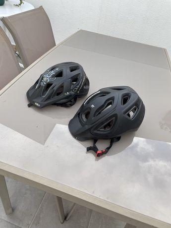 Capacetes bicicleta