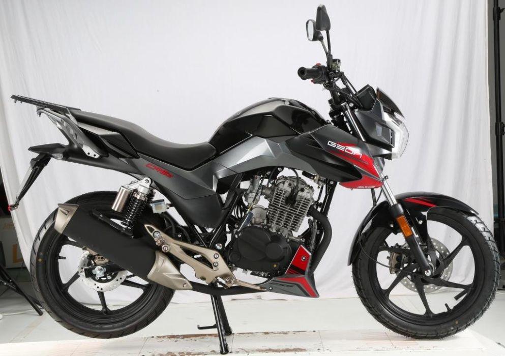 Мотоцикл Geon CR6 250 Все цвета в наличии! Лучшая ЦЕНА! Шостка - изображение 1