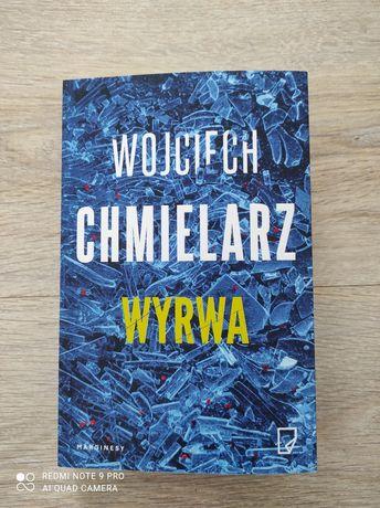 Książka Wyrwa W.Chmielarz