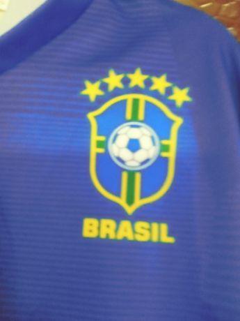Koszulka meska pilkarska Brazil 10 Nejmar nowa