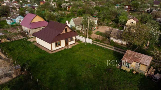 Новый дом дача, участок 8 соток Чайка,  Заз, Текстильщик, Кольцевая