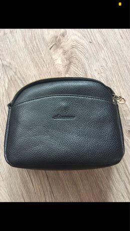 Czarna torebka klasyczna