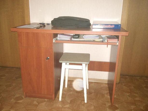 biurko komputerowe ciemne - sprzedam/zamienię na smartfona lub radio