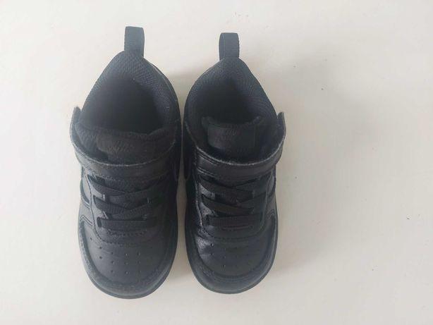 Buty dziecięce NIKE COURT BOROUGH rozmiar 23,5