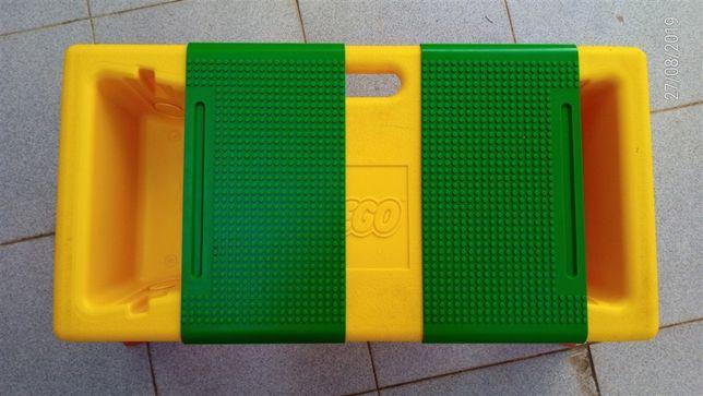 DUAS (2) Mesas lego Vintage Originais
