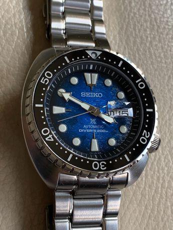 SEIKO SRPE39K1 Turtle Manta Save the Ocean Special Edition gwarancja