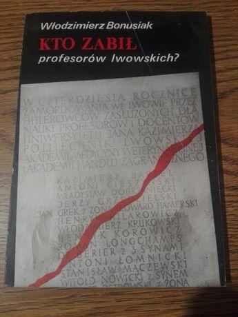 Kto zabił profesorów Lwowskich