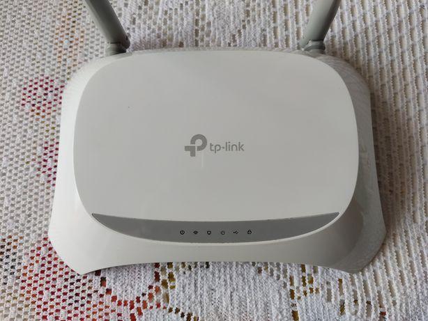 Router modem tp-link TL-MR3420 wifi usb lan rozszerzacz