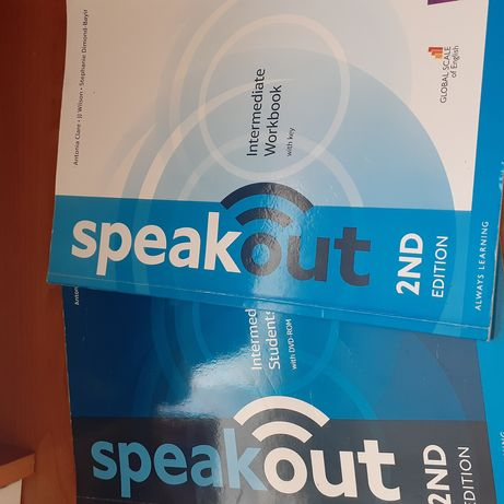 Speak out Intermediate 2-nd edition