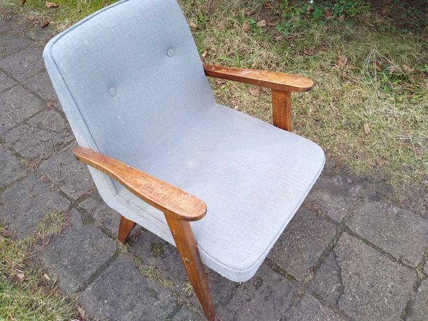 Fotel PRL,vintage