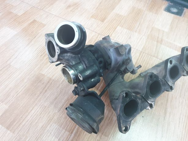 Turbocompressor audi vw seat skoda 1.4 TFSI 125cv