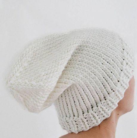 Czapka - obwód głowy - 57 cm
