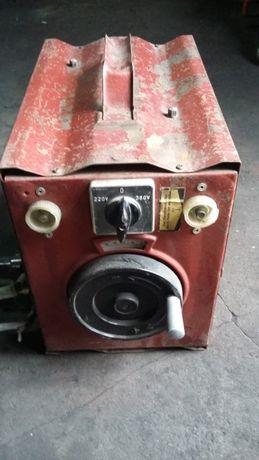 Niemiecka Spawarka transformatorowa 230-380V elektroda 42kg Nie Migmag