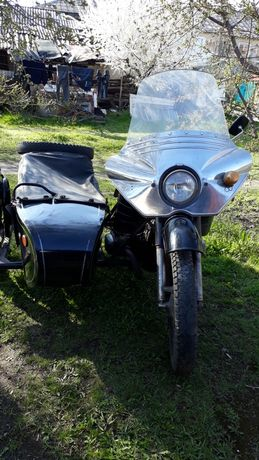 Мотоцикл Днепр МТ-10