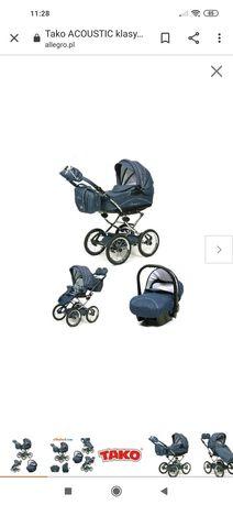 Wózek 3in1 Baby Merc koła 14' pompowane.