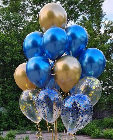 Кульки з гелієм, Гелієві кульки Луцьк