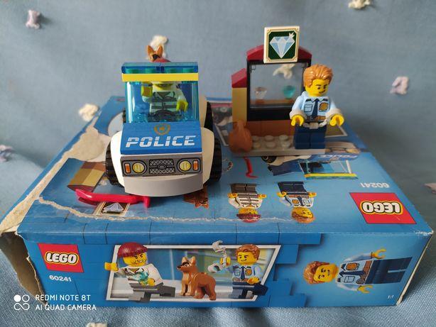 LEGO 60241 policja