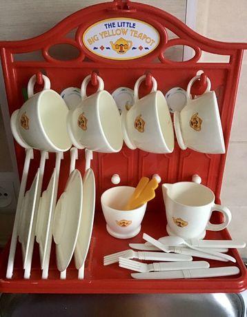 Посуда кухня дитяча вінтажна bluebird колекція qwe